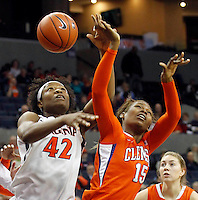 20140202_Clemson Women's Basketball vs UVa