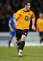Adam Marriott of Cambridge United during the Blue Square Bet Premier match between Cambridge United and Histon at the Abbey Stadium, Cambridge on 1st January, 2011.© Kevin Coleman 2011