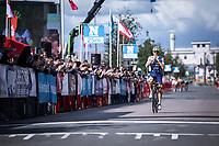 Aimé De Gendt (BEL/Wanty Gobert) wins the Antwerp Port Epic 2019 <br /> <br /> One Day Race: Antwerp > Antwerp 187km<br /> <br /> ©kramon