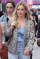 NEW YORK, NY - JUNE 19: Hilary Duff at Good Morning America on June 19, 2017 in New York City. Credit: RW/MediaPunch