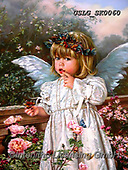 CHILDREN, KINDER, NIÑOS, paintings+++++,USLGSK0060,#K#, EVERYDAY ,Sandra Kock, victorian