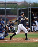 Dane Phillips - San Diego Padres 2015 extended spring training (Bill Mitchell)