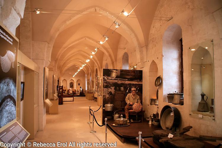 Sakip Sabanci Museum, Mardin, southeastern Turkey