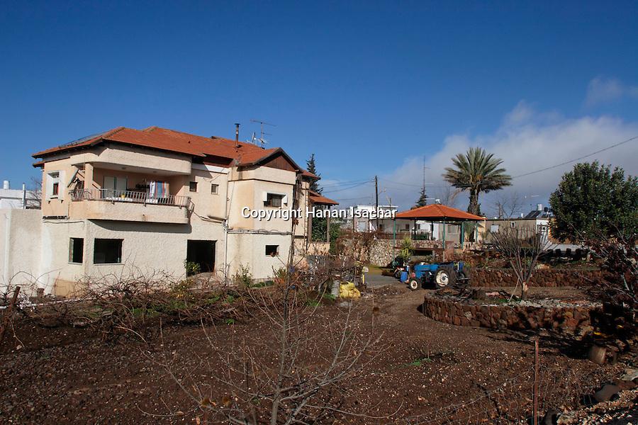 Israel, the Upper Galilee, the Circassian village Rehaniya, 2005<br />
