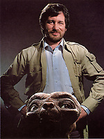 E.T. the Extra-Terrestrial (1982)  <br /> Promo shot of Steven Spielberg<br /> *Filmstill - Editorial Use Only*<br /> CAP/KFS<br /> Image supplied by Capital Pictures