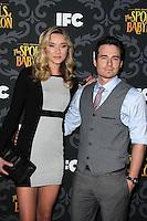 "Jellybean Howie, Daniel Bonjour<br /> at ""The Spoils Of Babylon"" IFC Screening, Directors Guild of America, Los Angeles, CA 01-07-14<br /> David Edwards/DailyCeleb.com 818-249-4998"