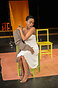 "London, UK. 21.05.12. Peter Brooks' production of ""The Suit"" opens at the Young Vic. Picture shows: Nonhlanhla Kheswa (as Matilda)"