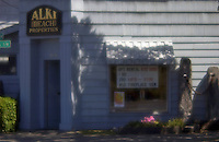 West Seattle, Washington USA   1 August, 2002.Alki Beach Properties..F.Peirce Williams .photography.P.O.Box 455  Eaton,OH 45320 USA.p: 317.358.7326  e: fpwp@mac.com