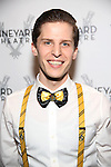 Blake Zolfo attends the opening night performance photo call of the Vineyard Theatre's 'Kid Victory' at the Vineyard Theatre on February 22, 2017 in New York City.