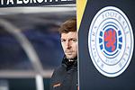 12.12.2019 Rangers v Young Boys Bern: Steven Gerrard