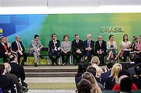 BRASÍLIA, DF, 22.03.2016 – AGENDA-DILMA – A presidente Dilma Rousseff durante encontro com Juristas pela Legalidade e em Defesa da Democracia, no Palácio do Planalto, na manhã desta terça-feira, 22. (Foto: Ricardo Botelho/Brazil Photo Press)