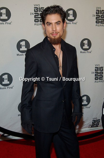 Dave Navarro arrives at the VH1 Big in 2002 Awards held at the Grand Olympic Auditorium on December 4, 2002.           -            NavarroDave10.jpg