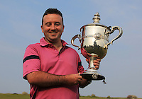 Paul O'Hanlon (Carton House) wins the 2016 East of Ireland Amateur Open Championship sponsored by City North Hotel at Co. Louth Golf club in Baltray on Monday 6th June 2016.<br /> Photo by: Golffile   Thos Caffrey