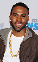 LOS ANGELES, CA - DECEMBER 03: Jason Derulo attends the KIIS FM's Jingle Ball 2012 held at Nokia Theatre LA Live on December 3, 2012 in Los Angeles, California.PAP1212JP341