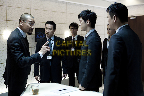 Tony Leung Ka Fai<br /> in Cold War (2012) <br /> *Filmstill - Editorial Use Only*<br /> CAP/NFS<br /> Supplied by Capital Pictures