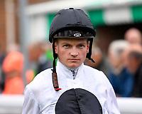 Jockey Rob Hornby during Evening Racing at Salisbury Racecourse on 11th June 2019