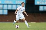 24 September 2013: North Carolina's Nick Williams. The University of North Carolina Tar Heels hosted the College of William and Mary Tribe at Fetzer Field in Chapel Hill, NC in a 2013 NCAA Division I Men's Soccer match. William and Mary won the game 1-0.