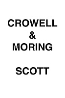 Crowell & Moring Scott