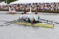 Race: 51 - Event: VISITORS' - Berks: 229 R.C. ALLEMANNIA VON 1866, GER - Bucks: 217 CAMBRIDGE UNIVERSITY<br /> <br /> Henley Royal Regatta 2017<br /> <br /> To purchase this photo, or to see pricing information for Prints and Downloads, click the blue 'Add to Cart' button at the top-right of the page.