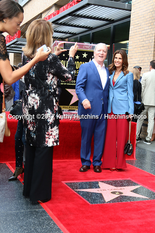 LOS ANGELES - MAY 15:  Deidre Hall, Ken Corday, Kristian Alfonso at the Ken Corday Star Ceremony on the Hollywood Walk of Fame on May 15, 2017 in Los Angeles, CA