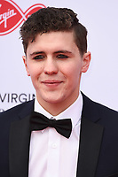 Dylan Llewellyn<br /> arriving for the BAFTA TV Awards 2019 at the Royal Festival Hall, London<br /> <br /> ©Ash Knotek  D3501  12/05/2019