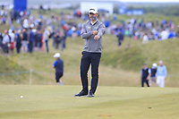 Paul Waring (ENG) on the 17th hole during Saturday's Round 3 of the Dubai Duty Free Irish Open 2019, held at Lahinch Golf Club, Lahinch, Ireland. 6th July 2019.<br /> Picture: Eoin Clarke | Golffile<br /> <br /> <br /> All photos usage must carry mandatory copyright credit (© Golffile | Eoin Clarke)