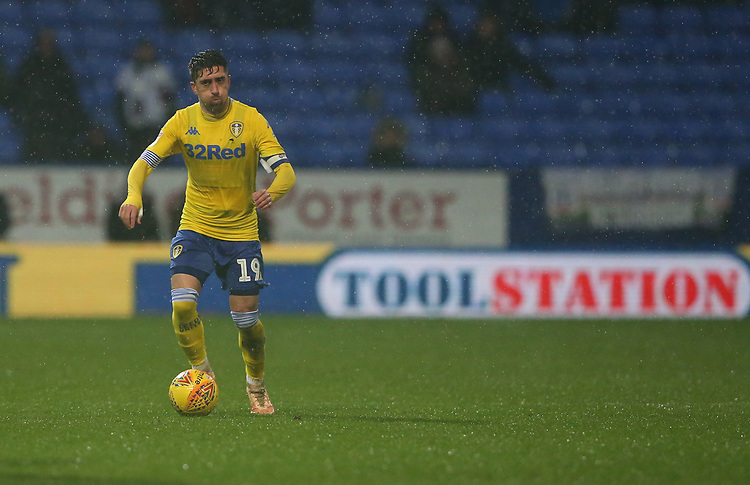 Leeds United's Pablo Hernandez<br /> <br /> Photographer Stephen White/CameraSport<br /> <br /> The EFL Sky Bet Championship - Bolton Wanderers v Leeds United - Saturday 15th December 2018 - University of Bolton Stadium - Bolton<br /> <br /> World Copyright © 2018 CameraSport. All rights reserved. 43 Linden Ave. Countesthorpe. Leicester. England. LE8 5PG - Tel: +44 (0) 116 277 4147 - admin@camerasport.com - www.camerasport.com