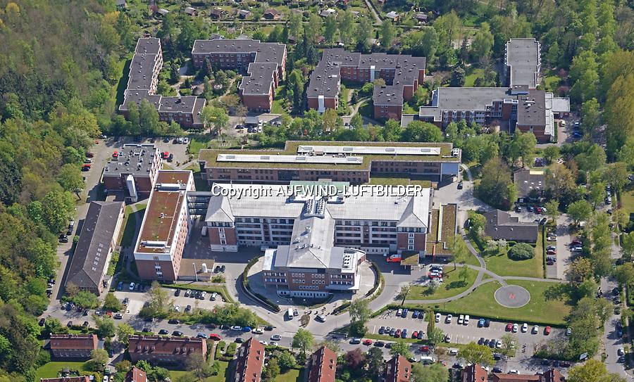 Krankenhaus Bethesda: EUROPA, DEUTSCHLAND, HAMBURG 11.05.2017:Krankenhaus Bethesda