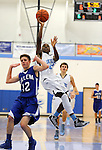 12-9-14, Skyline vs Salem boy's JV basketball