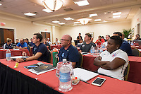 U.S. Soccer A - Senior License Course Orlando, October 14, 2016