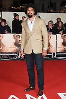 LONDON, UK. November 28, 2016: David Haye at the &quot;I Am Bolt&quot; World Premiere at the Odeon Leicester Square, London.<br /> Picture: Steve Vas/Featureflash/SilverHub 0208 004 5359/ 07711 972644 Editors@silverhubmedia.com