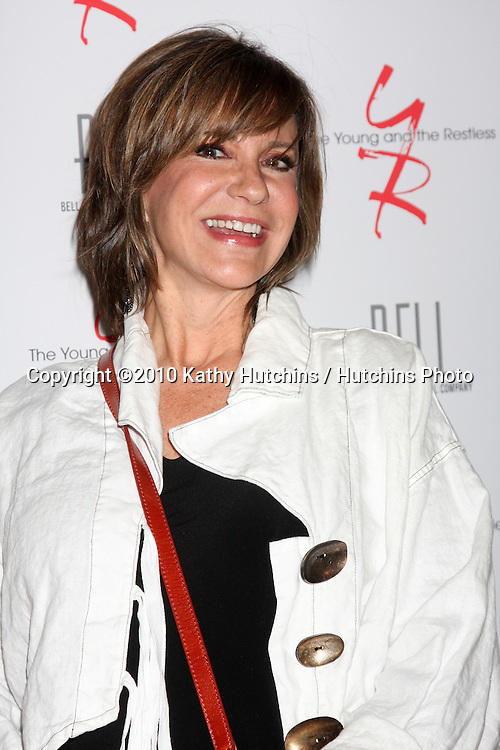 Jess Walton.arrivng at The Young & The Restless 37th Anniversary Dinner.Via Allorro.Beverly Hills, CA.March 9, 2010.©2010 Kathy Hutchins / Hutchins Photo....