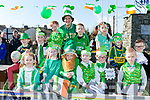 Shrone Ns went Dancing with the stars  at the Rathmore parade on Sunday
