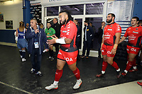 Ma'a Nonu of Toulon during the French Top 14 match between Agen and Toulon at Stade Armandie on November 4, 2017 in Agen, France. (Photo by Manuel Blondeau/Icon Sport)