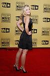 January 15, 2010:  Kristen Bell arrives at the 15th Annual Critics' Choice Movie Awards held at the Palladium in Los Angeles, California. .Photo by Nina Prommer/Milestone Photo