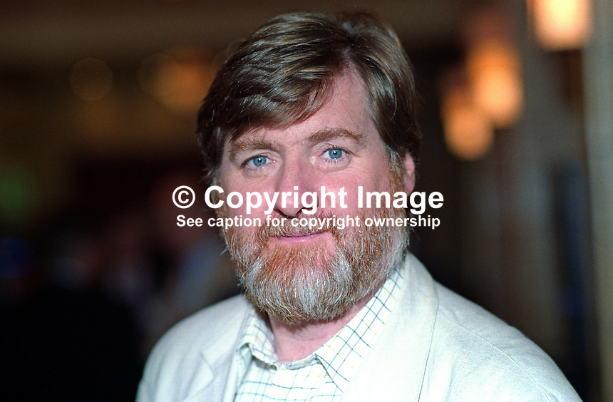 Michael Hindley MEP, Labour Party, UK, taken annual conference October 1992. 19921027MH..Copyright Image from Victor Patterson, 54 Dorchester Park, Belfast, UK, BT9 6RJ..Tel: +44 28 9066 1296.Mob: +44 7802 353836.Voicemail +44 20 8816 7153.Skype: victorpattersonbelfast.Email: victorpatterson@me.com.Email: victorpatterson@ireland.com (back-up)..IMPORTANT: If you wish to use this image or any other of my images please go to www.victorpatterson.com and click on the Terms & Conditions. Then contact me by email or phone with the reference number(s) of the image(s) concerned.