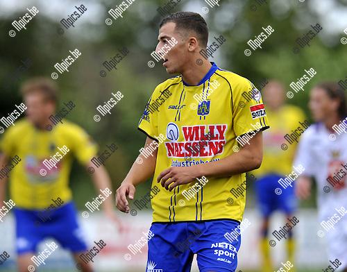 2010-08-24 / Voetbal / seizoen 2010-2011 / KVC Westerlo / Bidaoui Soufiane..Foto: Mpics
