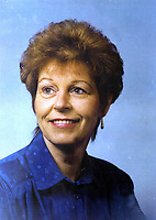 Pictured: Undated handout picture of Sandie Bowen<br /> Re: Human remains found in a reservoir near Newport have been confirmed as those of a woman murdered 20 years ago, police have said.<br /> The body was discovered at Wentwood Reservoir, near Newport, on 2 February and DNA analysis has now confirmed it is that of Sandie Bowen.<br /> Mrs Bowen, 53, was murdered by her husband Michael Raymond Bowen in 1997 but he never revealed where he hid her body.<br /> Bowen was jailed for life in 1998.<br /> Gwent Police said a post-mortem examination of her body had been carried out and forensic analysis of a sample of DNA which was extracted from the bones had been completed.<br /> The force said Mrs Bowen's family had been notified and were being supported by specialist officers.