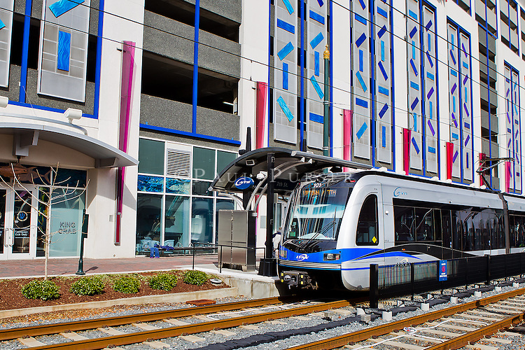 CATS has narrowed plans for a new Silver Line light rail ...