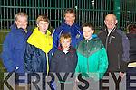 KILLARNEY CELTIC: Supporting the Celts in Killarney on Tuesday l-r: John Clifford, Tony Clifford, Pat O'Connor, Kieran O'Connor, Killian Fleming and Paddy O'Shea.
