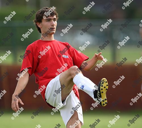 2009-07-26 / Voetbal / seizoen 2009-2010 / VC Herentals / Yves De Lat..Foto: Maarten Straetemans (SMB)
