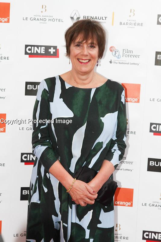 Rebecca O'Brien - 27e Festival du film Britannique de Dinard - France, 29/09/2016