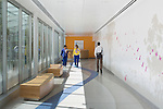 Nationwide Children's Hospital Connector   Gieseke Rosenthal Architecture & Design