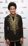 Sheku Kanneh-Mason attends The Children's Monologues at Carnegie Hall on November 13, 2017 in New York City.