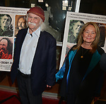 """David Crosby, Jan Dance 015 attends the Premiere Of Sony Pictures Classic's """"David Crosby: Remember My Name"""" at Linwood Dunn Theater on July 18, 2019 in Los Angeles, California."""