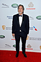 BEVERLY HILLS, CA. October 26, 2018: Peter Farrelly at the 2018 British Academy Britannia Awards at the Beverly Hilton Hotel.<br /> Picture: Paul Smith/Featureflash