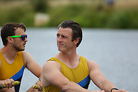 Race: 140  4x- (Band 2)  Final<br /> <br /> Peterborough Summer Regatta 2018 - Saturday<br /> <br /> To purchase this photo, or to see pricing information for Prints and Downloads, click the blue 'Add to Cart' button at the top-right of the page.