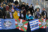 Deportivo Alaves' supporters during La Liga match. November 23,2018. (ALTERPHOTOS/Alconada) /NortePhoto.com