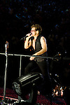 Bon Jovi performs during the last night of the Lost Highway Tour at Madison Square Garden.