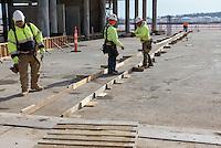 Boathouse at Canal Dock Phase II   State Project #92-570/92-674 Construction Progress Photo Documentation No. 08 on 21 February 2017. Image No. 06
